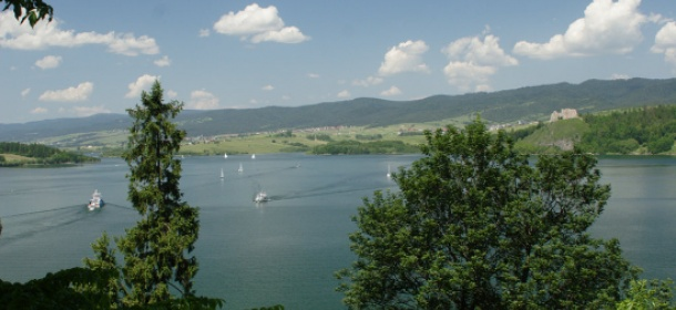 Jezioro Czorsztyńskie - moc wody feature image