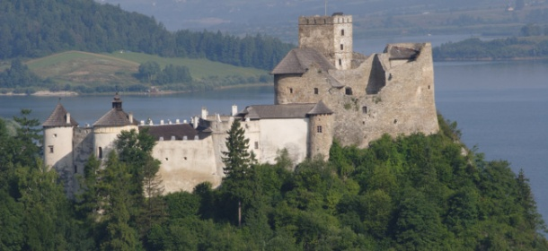 Zamek Dunajec - tajemnicza historia feature image